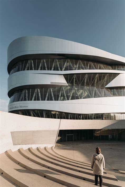 mercedes museum mercedes museum unstudio archdaily