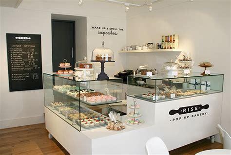 rise pop  bakery  behance