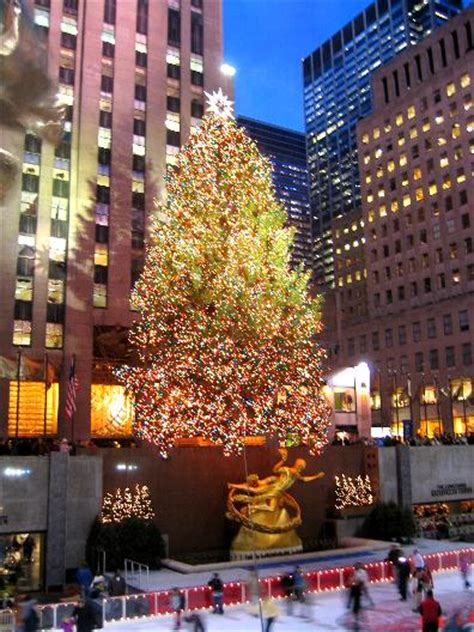 when do they light the nyc tree nyc rockefeller center tree lighting ceremony new york city new yorkled magazine