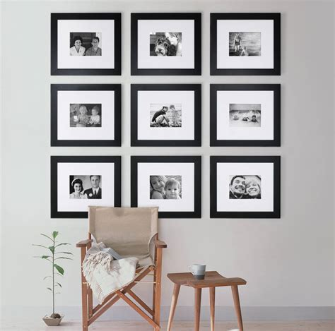 framed wall gallery frame wall collection by picture that frame notonthehighstreet