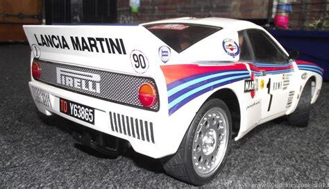 Tamiya Lancia Tamiya Lancia 037 Rally Ta03r S Chassis Limited