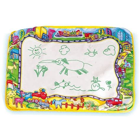 water painting doodle mat malaysia new water drawing painting writing board doodle mat 2