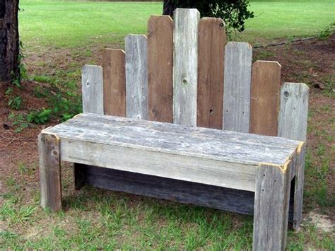 wooden pallet bench recycled wood pallet benches pallet wood projects