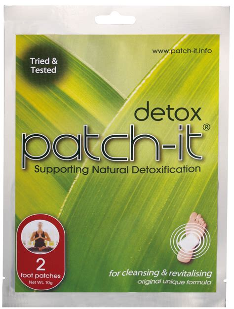 Detox Patches For by Americanthepiratebay
