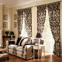 livingroom curtain ideas modern furniture living room curtains ideas 2011