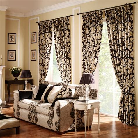 Curtains Ideas For Living Room Modern Furniture Living Room Curtains Ideas 2011