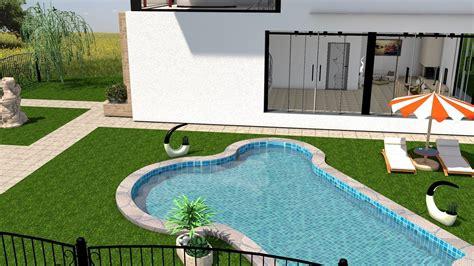 design home rigged modern house interior and exterior design