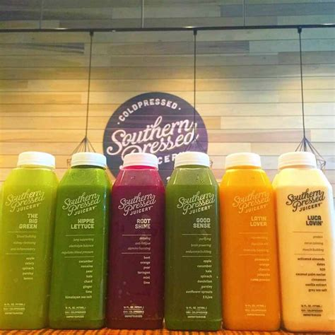 Mercy New Detox by Photos Southern Pressed Juicery