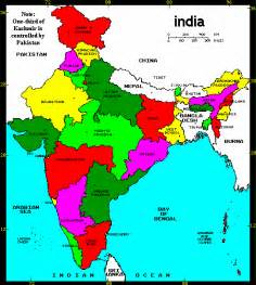 Political Map Of India by Pics Photos Size More India Political Map Political Map