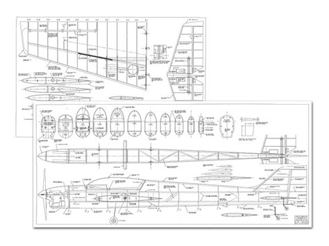 pattern airplane plans typhoon 2 2 plan free download outerzone