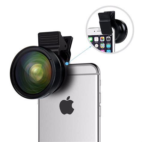 apexel lensa wide angle lens 0 45x macro 12 5x for