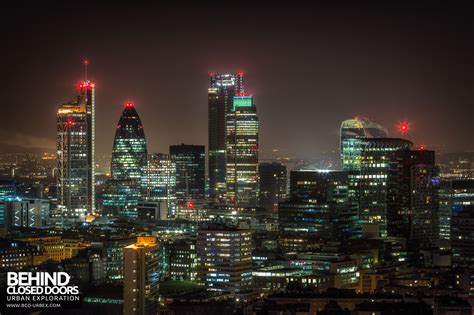 London – City Rooftops January 2015 » Urbex | Behind ...
