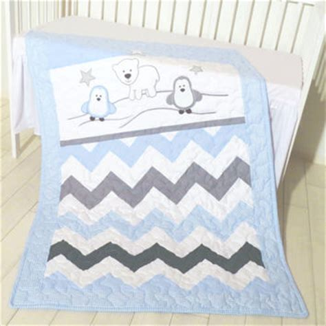 penguin baby bedding best applique baby quilt products on wanelo