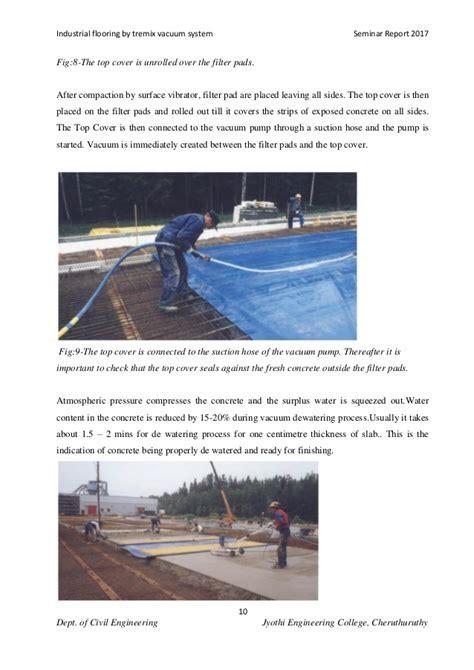Trimix Concrete Flooring Procedure   Wikizie.co