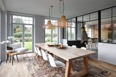 schiebe fenster belgian house with a fresh take on casual decor