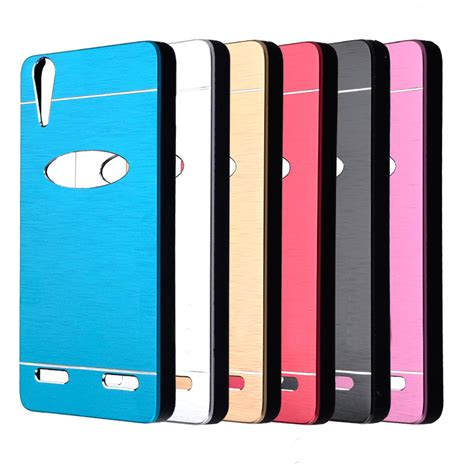 Lenovo A6000 Motomo Brushed Metal Cover Backc Limited get cheap lenovo a6000 aliexpress alibaba