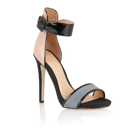 Sandal Heels Ip21 3 buy ravel pansy colour block strappy sandals
