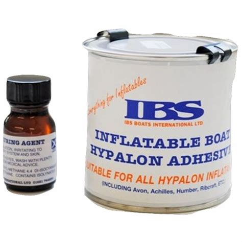 inflatable boat adhesive ibs inflatable boat adhesive two part hypalon 250ml