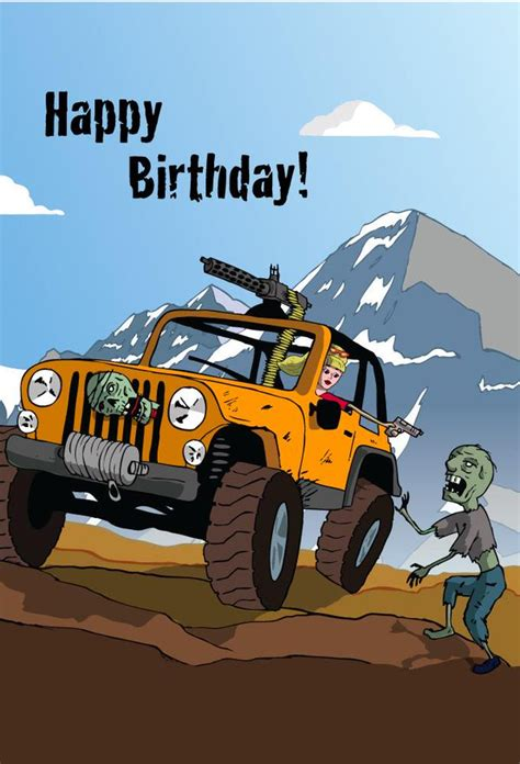 birthday jeep images the jeep mafia on quot mbonsell birthday quot
