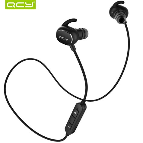 Bluetooth Headset Earphone Bt 10 Stereo Best Quality Hs08 aliexpress buy qcy sets qy19 ipx4 sweatproof stereo bluetooth headphones wireless