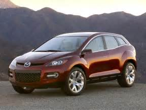 mazda cx 7 history of model photo gallery and list of