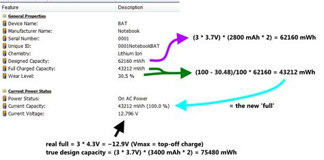 reset laptop battery wear level guide replacing and upgrading laptop batteries