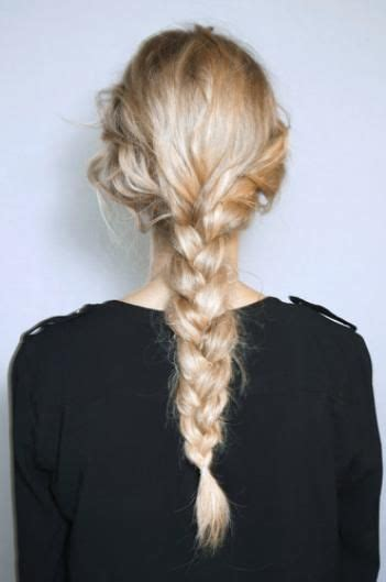 hair braiding styles long hair hang back 17 peinados para el colegio