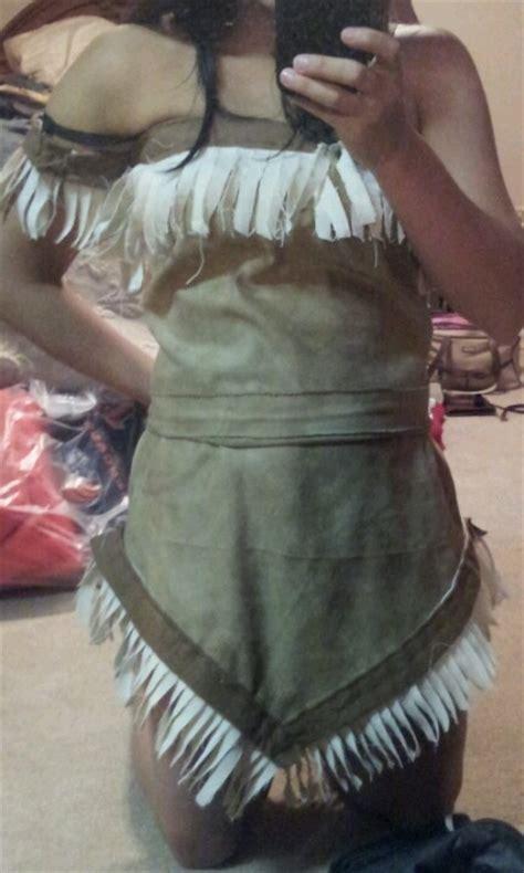 Handmade Pocahontas Costume - handsewn pocahontas costume via no design layout