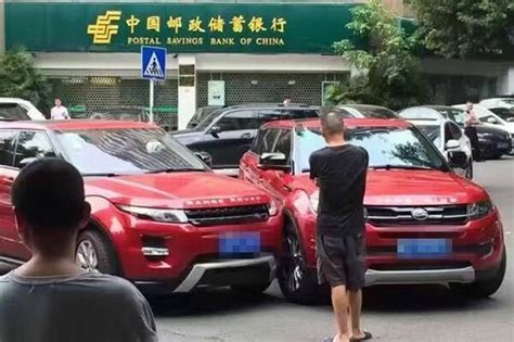 land wind entre un range rover evoque et sa copie chinoise