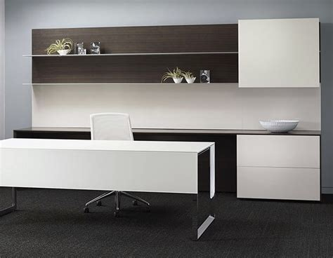 Glass White Desk by White Glass Chrome Executive Desk Ambience Dor 233