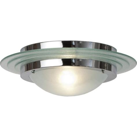 Flush Fitting Ceiling Lights Uk Large Deco Flush Fitting Circular Ceiling Light For Low Ceilings