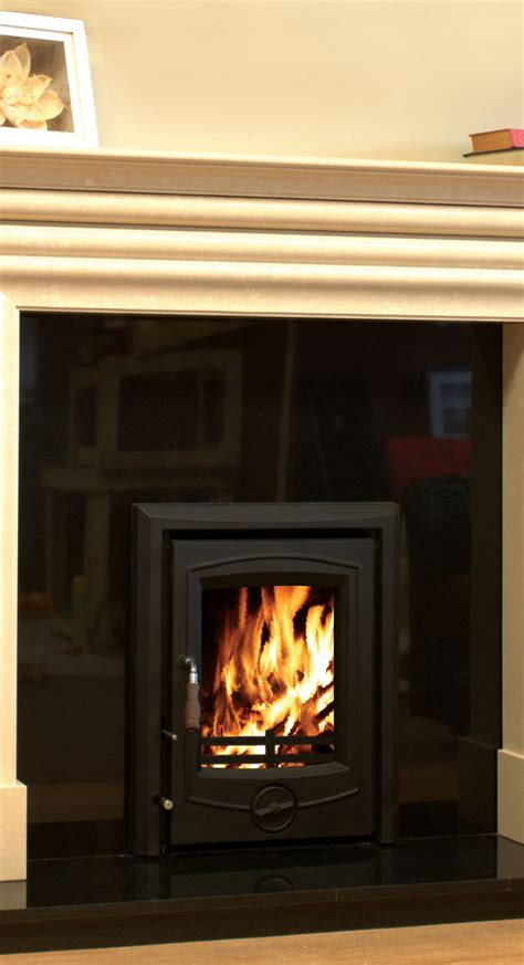 Fireplaces Limerick by Achill 6 6kw Elm Marble Granite