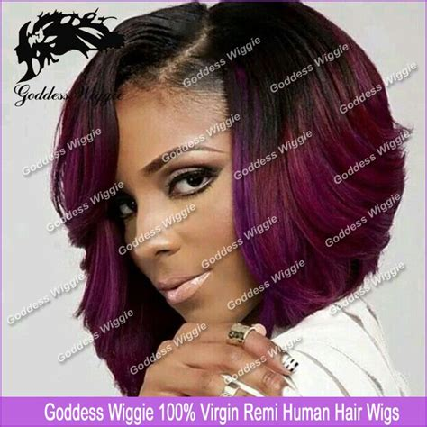 layer bob wigs for black women 8 best images about ombre on pinterest bobs lace wigs