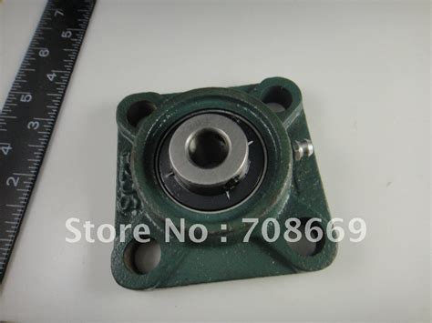 Pillow Block Bearing Ucf 204 20mm Ntn 20mm mounted bearings ucf204 4 bolt square flange pillow block bearing housing in linear guides