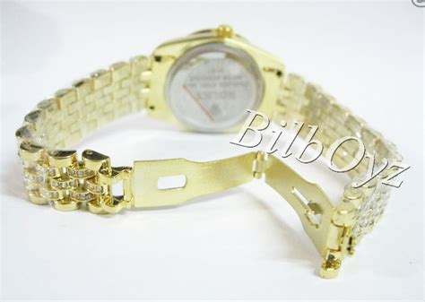 Jam Tangan Rolex Kombinasi Gold Rosegold Silver Stainless Steel watches rolex stainless