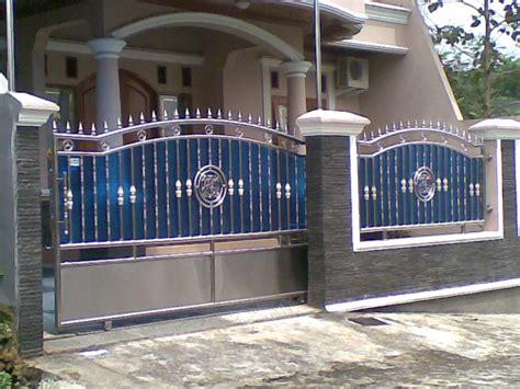 pagar rumah modern minimalis