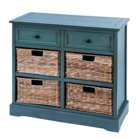 wicker 4 basket cabinet wicker 4 basket cabinet free shipping today overstock