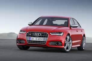 Audi Of La 2016 Audi A6 And A7 Models Get Refresh Ahead Of La Auto