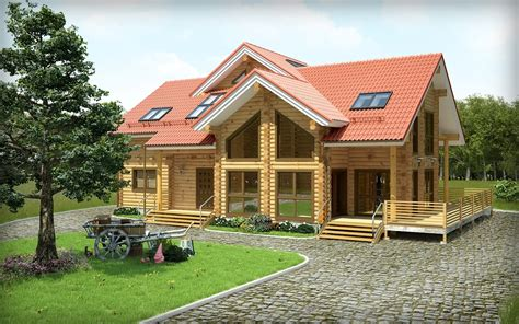 best wood house modern house