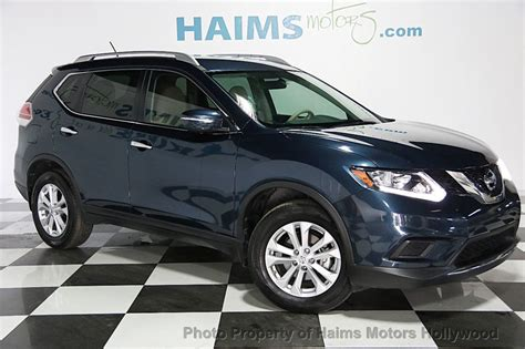 used nissan rogue 2015 used nissan rogue fwd 4dr sv at haims motors serving