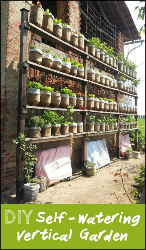 How To Build A Vertical Garden 1000 Ideas About Vertical Gardens On