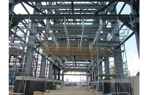 Pipe Rack Scaffolding by Industrial Scaffolding Tms Formwork Scaffolding Systems
