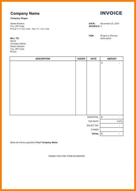 receipt template nz 11 tax invoice template nz officeaz