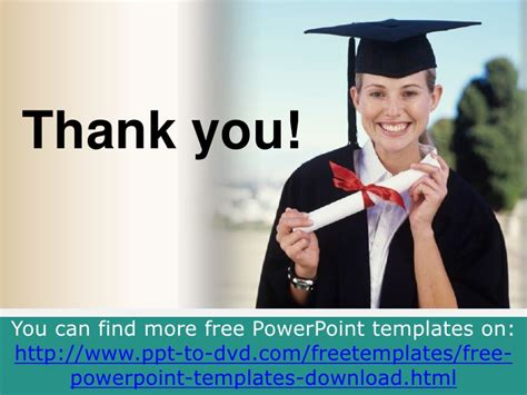Graduation Powerpoint Templates Graduation Powerpoint Template