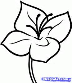 doodle flowers how to how to draw a flower step by step flowers pop