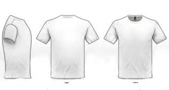 White Shirt Template by Best Hd Shirt Template White Drawing