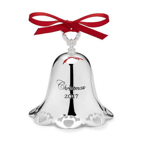 silver christmas bell 2017 towle silver christmas