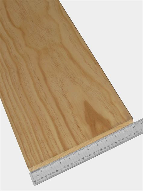 1 X 4 X 12 Pine Flooring Clear - 1x12 clear white pine lumber s4s capitol city lumber