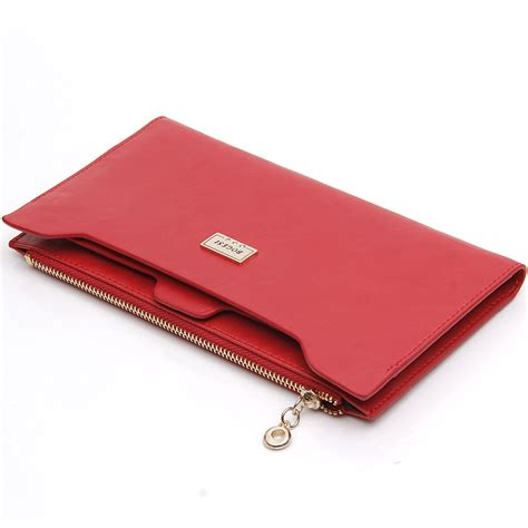 New My Wallet Fm with zipper coin bag new 2016 wallets brand purses thin wallet passport holder