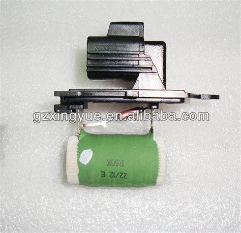 radiator cooling fan resistor 68054677aa radiator fan resistor for chrysler town